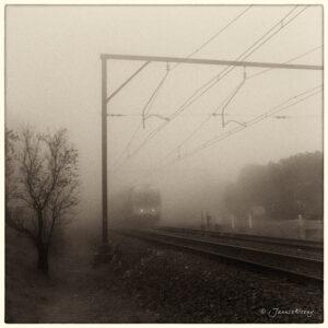 The ghost train of Blackheath